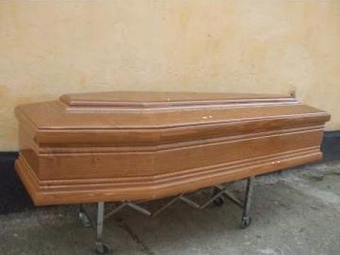 Sicriu din lemn de brad Cordoncino de la S.c. Sefar International S.a.