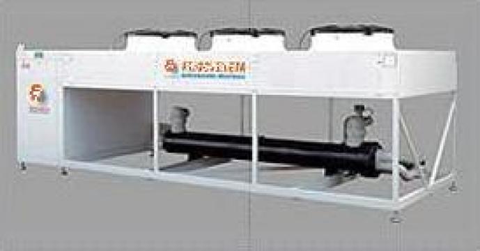 Chiller vinificatie, echipament frigorific industrial
