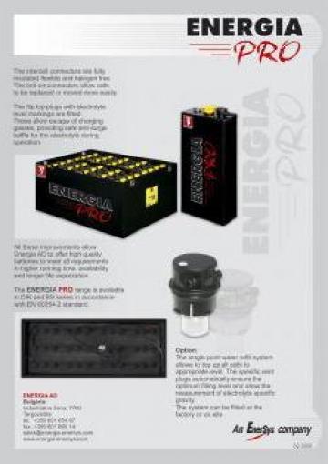 Baterii de tractiune