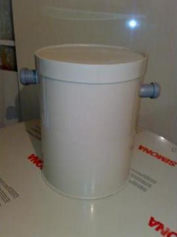 Separatoare grasimi cu montaj sub spalator de la Plast Galvan Impex Srl