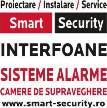 Sistem interfon de la Smart Design & Security Srl.