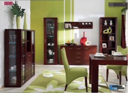 Mobilier living modern bucuresti abby mob select srl for Mobili living moderni