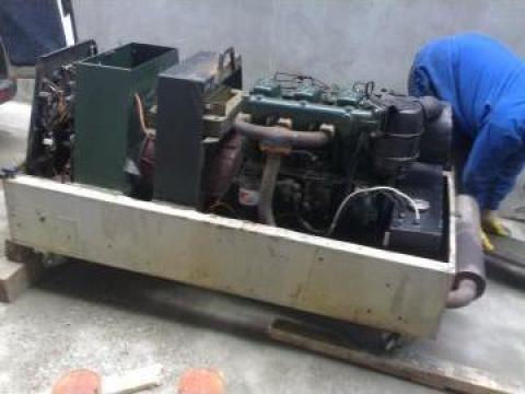 Generator de curent si sudura, motor termic de la Sudofim Serv Srl