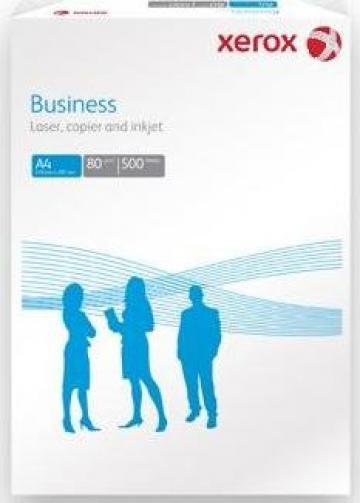Hartie copiator Business A4 80 g/ mp 500 coli/ top de la Sc Lidia Consulting Srl