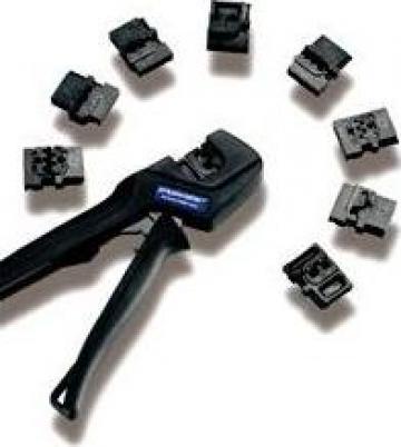 Prese sertizare cabluri Pressmaster open barrel 0.5-6 mm