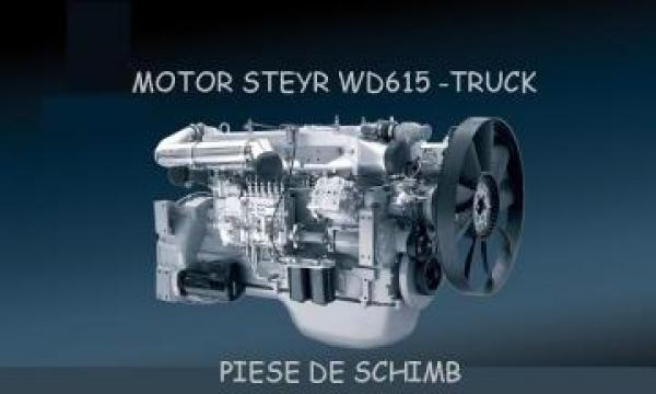 Piese motor Steyr WD615 SI WD618