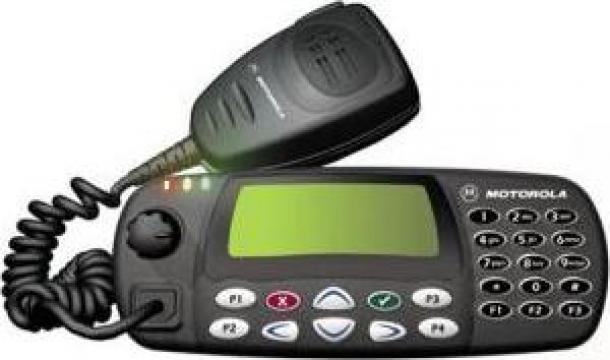 Statie radio mobila profesional, Motorola