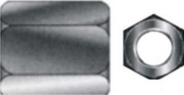 Piulite hexagonale tije filetate cofraje filet 15 mm, 90 KN de la Blackbull Com Ro
