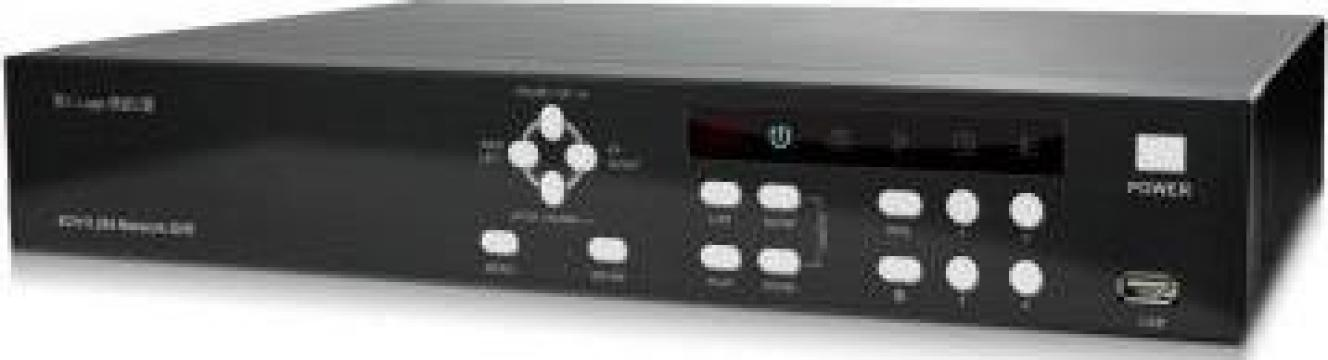 DVR H264 4 Canale Audio + 4 Vide + Internet MDR751