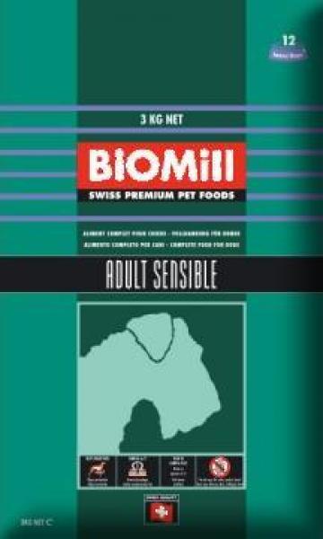 Hrana animale Biomill adult sensible de la Smart Trailer Srl