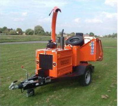 Maruntitor lemn Timberwolf - Hydraulic feed TW 190TDHB de la Elkoplast Romania Srl.