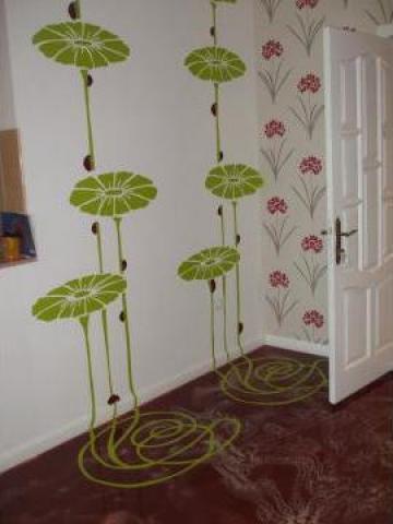 Tapet decorativ modern, clasic de la Pavimenti Decorativi Srl