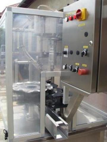 Masina de dopuit PET de la Tehnosincron