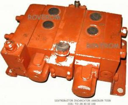Distribuitor hidraulic incarcator Amkodor TO-18; TO-28