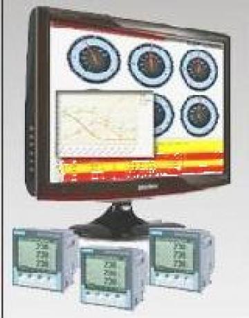 Sistem de management energetic de la AEG Commissioning