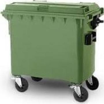Containere cu capac plat 770 l