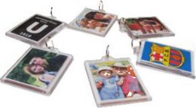Brelocuri personalizate de la Sian Image Media Srl