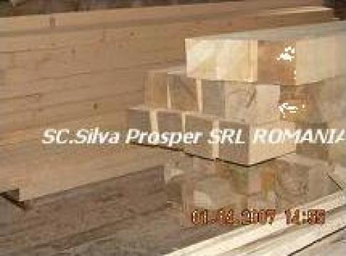 Cherestea din lemn de la Sc Silva Prosper Srl