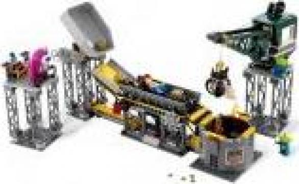 Joc Lego Evadare din centrul de reciclare - L7596 de la Clever Toys Srl