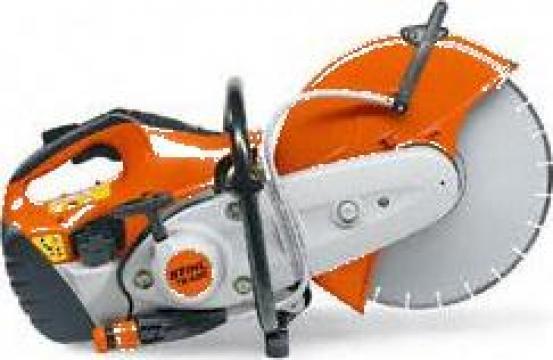 Motodebitator cu disc de frictiune Stihl TS 420 de la Nick & Son Services Srl