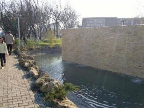 Amenajari parcuri si gradini de la Centrul Green Shop