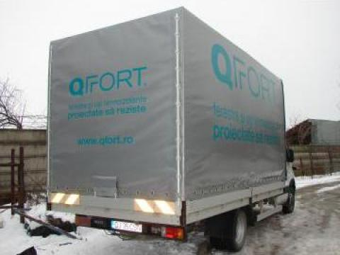 Prelata pentru camioane, accesorii prelata