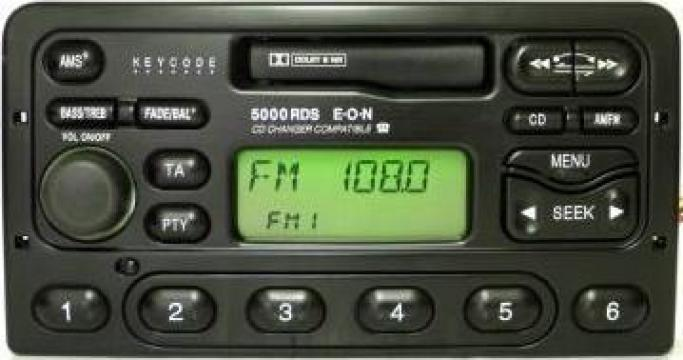 Radio casetofon 5000 RDS-EON