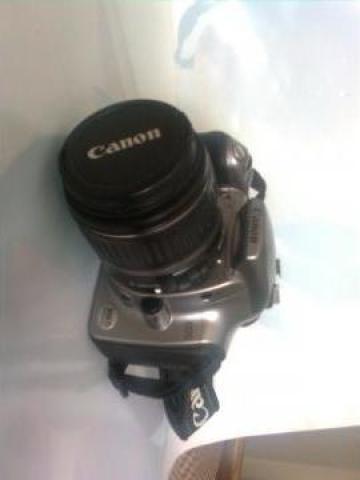 Aparat foto digital semiprofesional Canon 300D de la Kart Club Center Srl