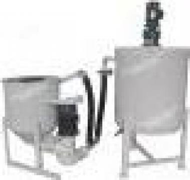 Masini de amestecat ciment de la Henan Bebon International Co.,ltd