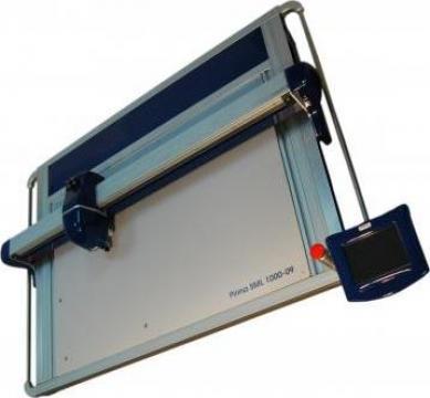 Cutter plotter Pirina SM 1000 de la Sc Naroti Machinery Srl