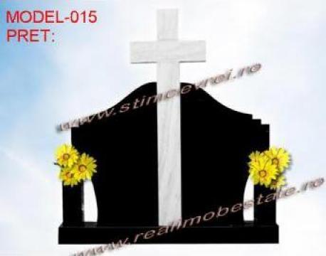 Monumente funerare Zalau, cruci marmura neagra si alba de la Real Imob Estate