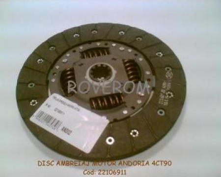 Disc (240mm/22 caneluri) ambreiaj Lublin