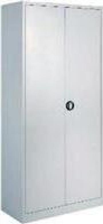 Dulap metalic usi batante, 920 x 420 x 1950 mm, 4 polite de la Rtc Proffice Experience Sa