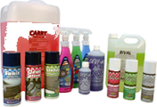 Detergent degresat ambreiaje, cabluri, discuri frana Brakes de la Tehnic Clean System