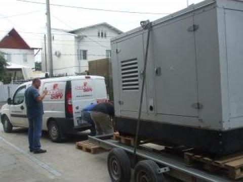 Reparatii generator curent de la Sudofim Serv Srl