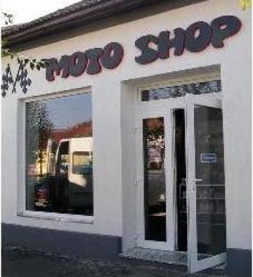 Piese scutere si motociclete baia mare 2 wheels kustom for Mobil shop srl