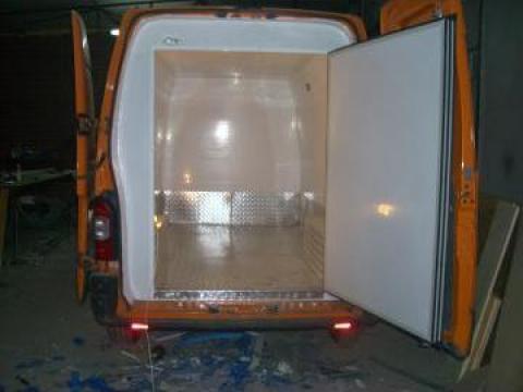 Izotermari van-uri, dubite frigorifice