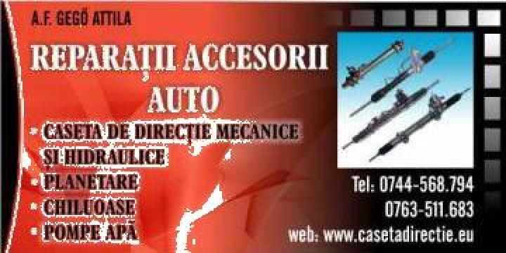 Reconditionari casete directie Citroen C3 de la I. F. Gego Attila