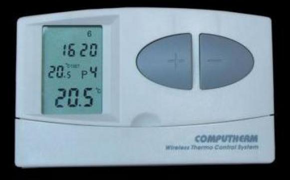 Termostat digital programabil Computherm Q7 de la Ecoflam Srl