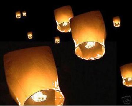 Lampioane zburatoare de la Arco Expert Srl