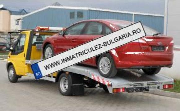 Inmatriculari auto Bulgaria - Dobrich