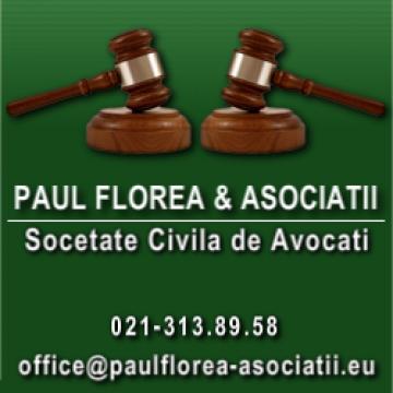 Recuperari creante - Somatii de plata de la Societate Civila De Avocati Paul Florea & Asociatii