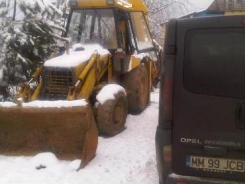 Dezmembrari buldoexcavatoare de la Auto-Kodin Srl