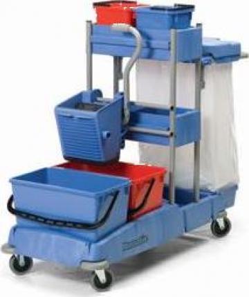 Cadru transport galeti curatenie VCN 1414 Orizontal Mop de la Tehnic Clean System