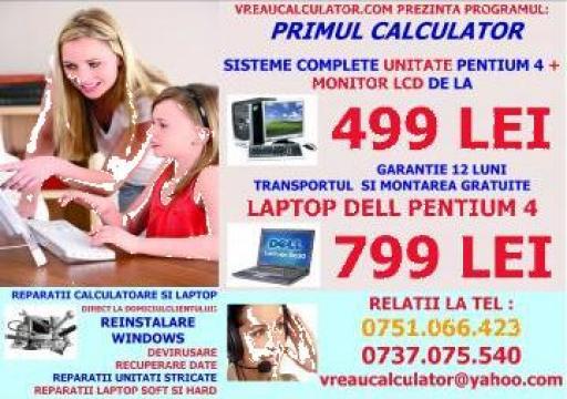 Calculator second hand Dell de la Multibrands Computers