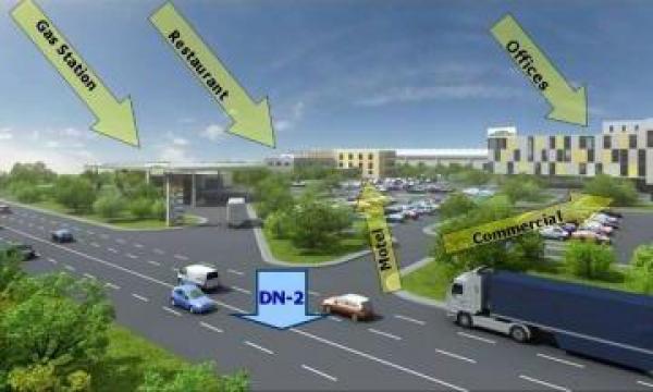 Proiect statie benzinarie de la Anteea International Srl