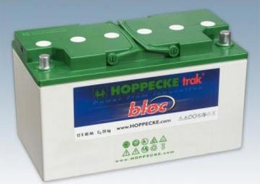 Baterii pentru stivuitoare