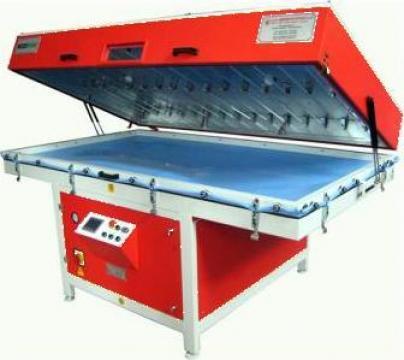 Presa de infoliat Winter Midivac M230 de la Seta Machinery Supplier Srl