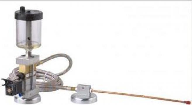 Sistem de aplicare lubrifiant prin spray-ere Mini Lube de la Artem Group Trade & Consult Srl