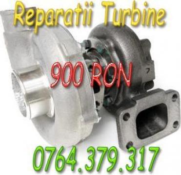 Reparatii turbo Skoda Seat BMW Audi VW Fiat Renault de la Reparatii Turbosuflante